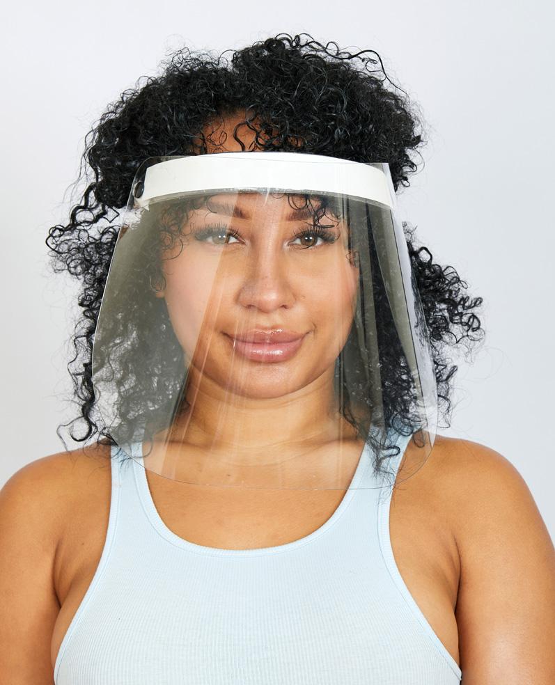 PPE visor